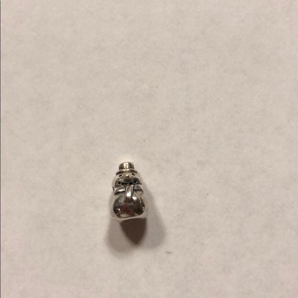 Pandora Jewelry - Pandora snowman charm